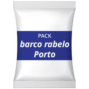 Pack despedida de solteira(o) – Barco Rabelo, Porto