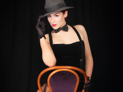 Workshop de burlesco / cabaret