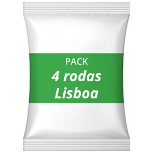 Pack despedida de solteira(o) – Despedida Sobre 4 Rodas, Lisboa