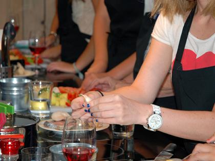Workshop de cozinha (culinária)