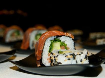 Workshop de sushi (culinária)
