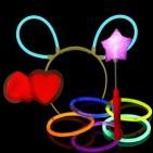 Kit glow para elas